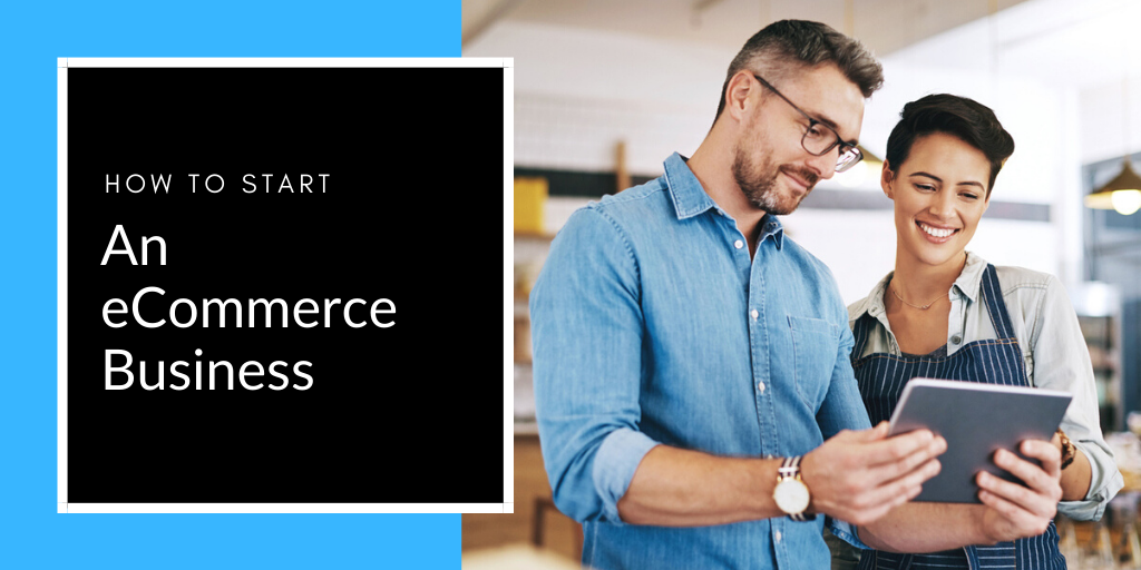 Ecommerce business online How to